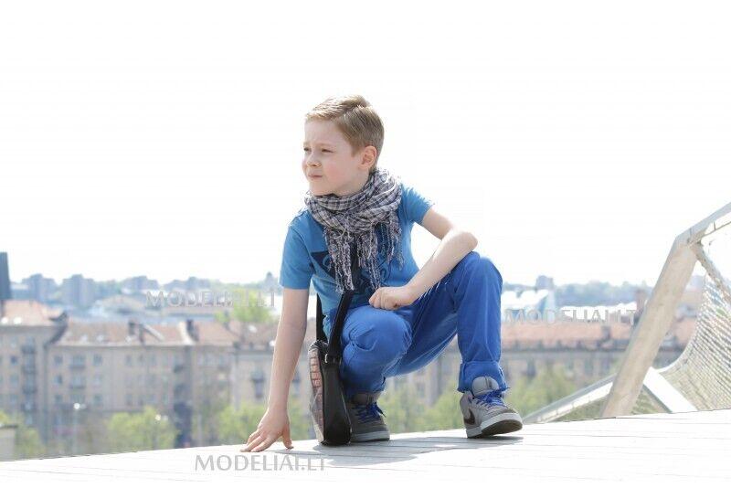 Stilinga asmeninė fotosesija vaikui Vilniuje