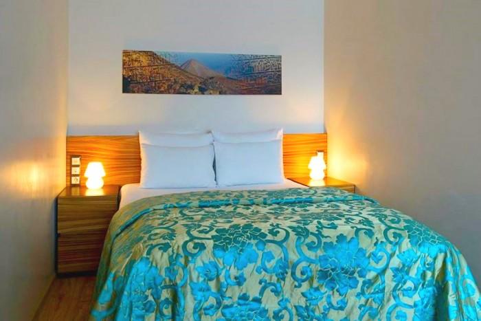"""Romantiškas poilsis + vakarienė """"Ararat All Suites"""" viešbutyje"""