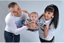 Šeimos fotosesija Panevėžyje