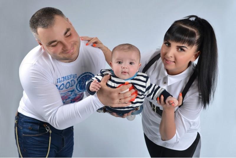 """Šeimos fotosesija """"Fotostudija 19"""" Panevėžyje"""