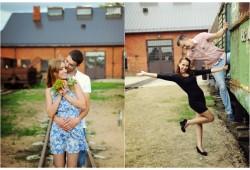Romantiška fotosesija dviem Panevėžyje