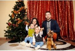 Šeimos fotosesija pasirinktoje vietoje Panevėžyje