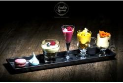 """Prancūziškų desertų degustacija """"HAUTE COUTURE"""" Klaipėdoje"""