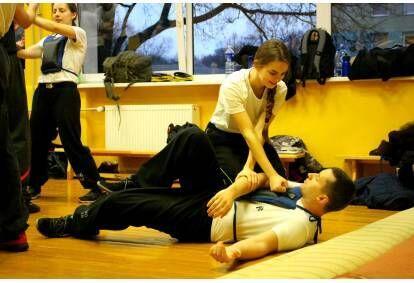 Wing Tsun Kung-Fu kovos meno treniruotės Kaune