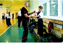 Wing Tsun Kung-Fu kovos meno treniruotės Klaipėdoje