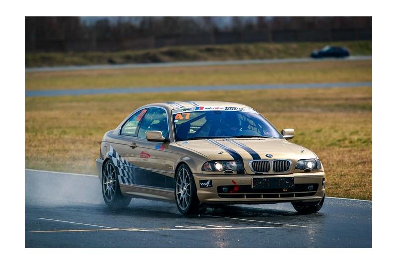 Vairuok sportinį BMW 328i pats Nemuno žiede