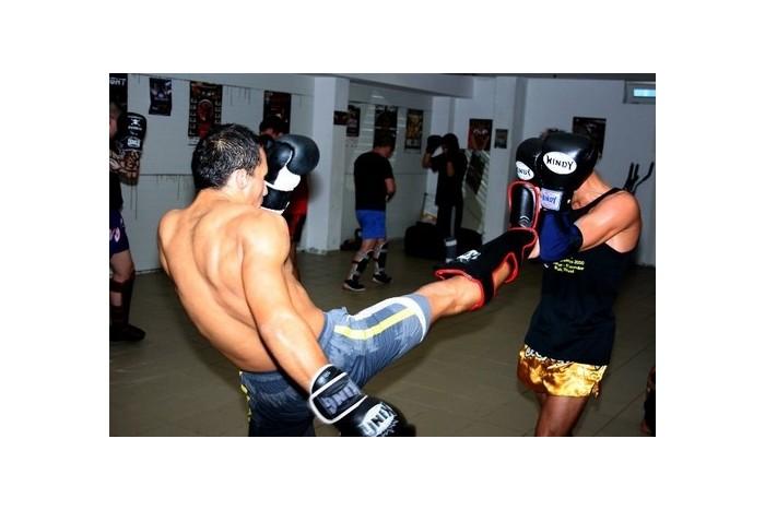 """Asmeninė treniruotė """"Muay Thai Imperijoje"""""""