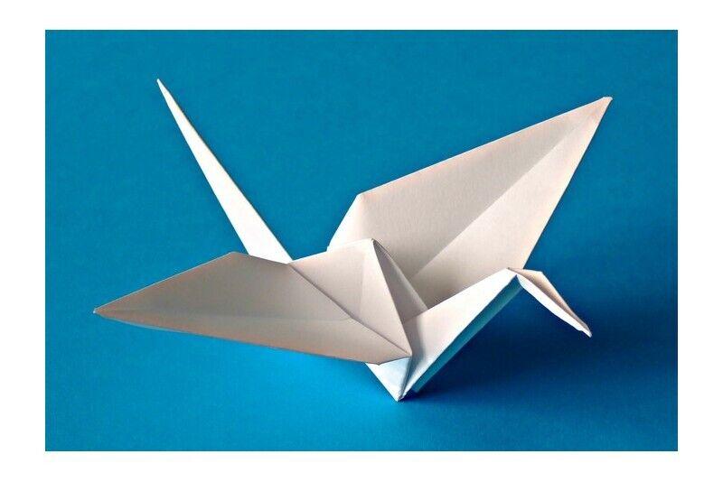 Origami pamoka Kaune