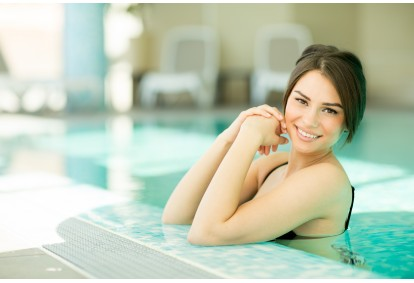 """5 apsilankymai baseino ir pirčių komplekse """"Aronija"""" Šiauliuose"""