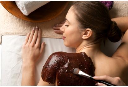 """SPA ritualas """"Putojantis šokoladas"""" centre Aronija Šiauliuose"""