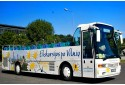 Ekskursija atviru autobusu dviem Vilniuje