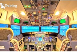 Skrydis Airbus 320 simuliatoriuje Vilniuje (1-2 asmenims)