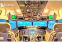 Skrydis Airbus 320 simuliatoriuje Vilniuje 1-2 asmenims