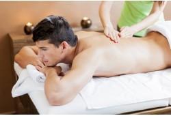 """Masažų rinkinys """"Mylimam vyrui"""" masažo namuose """"Mezzanine"""""""