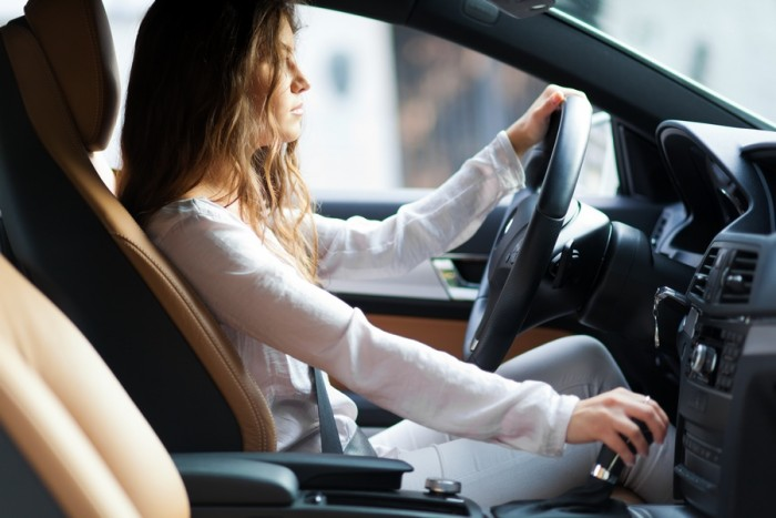 Vairavimo programa subalansuota moterims Vilniuje