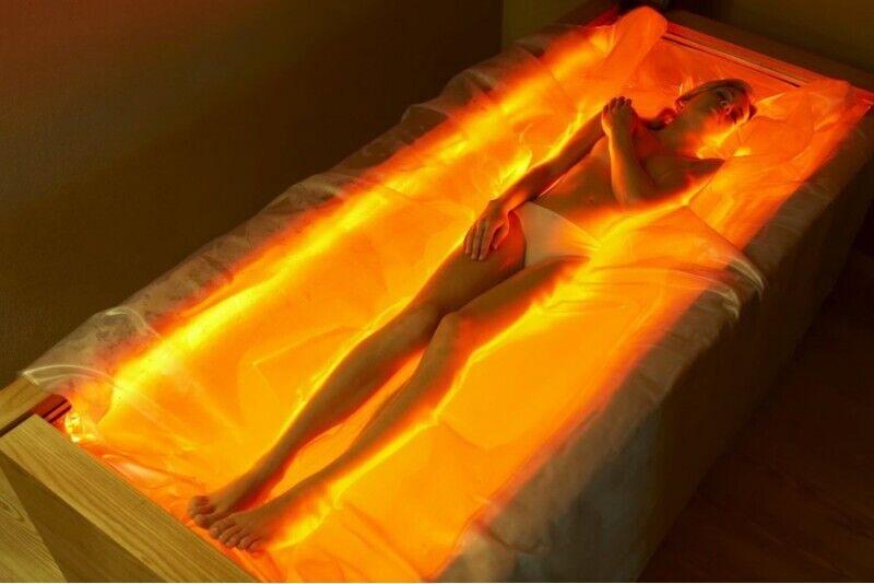 """Nesvarumo - šviesos - muzikos terapija """"Debesų patalai"""""""