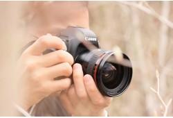 Fotografavimo techninių ir meninių galimybių pamoka Mažeikiuose