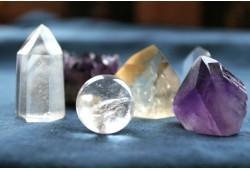 Mineralų pažinimo pamoka Mažeikiuose
