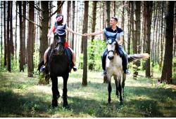Pasijodinėjimas gamtoje Vilniaus apylinkėse