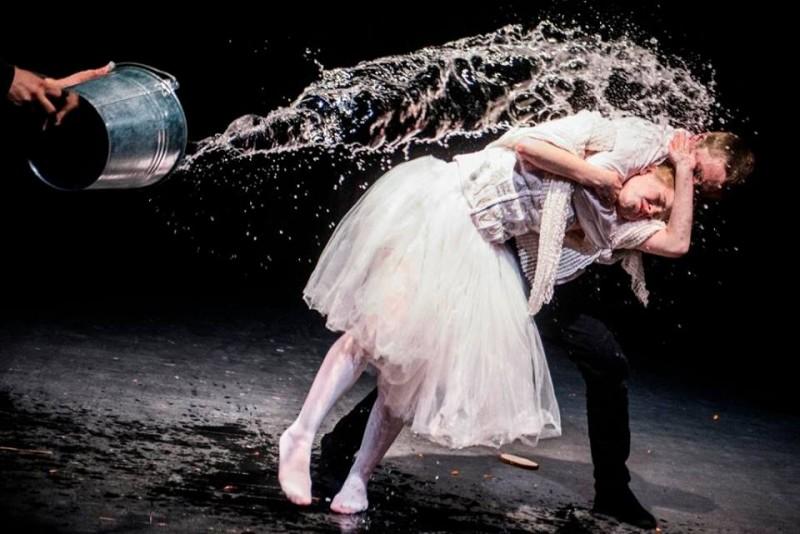 Apsilankymas Atviro rato spektaklyje Vilniuje