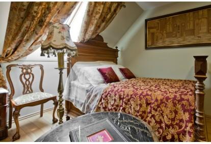 Aristokratiškas poilsis viešbutyje-restorane BEST BALTIC Panemunės pilis