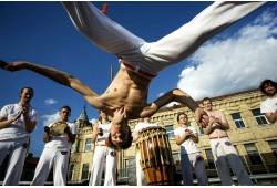 Capoeira brazilų kovos meno treniruočių abonementas