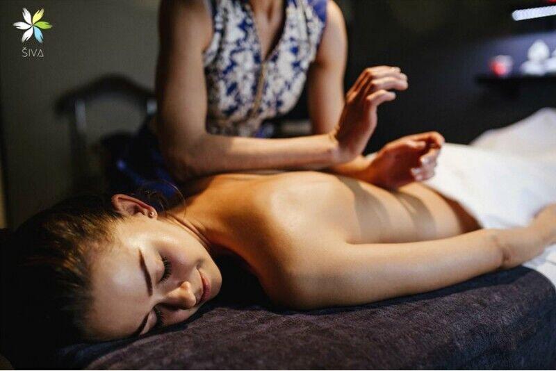 Nugaros bei galvos antistresinis masažas Klaipėdoje