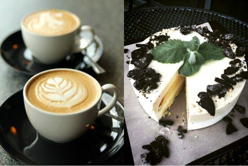 """Gardi kava ir desertas kokteilių bare """"COSMOS"""""""