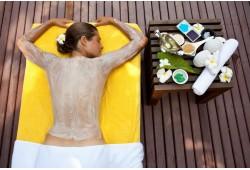 """SPA pilingas su masažu ir pirtimi klinikoje """"Jaunatvės namai"""""""