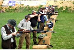 Šaudymas koviniais ginklais Anykščiuose (5 asmenims)