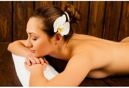 Viso kūno šveitimas + Tajų aromaterapinis masažas Vilniuje
