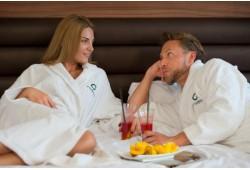 """Romantiška nakvynė su vandens pramogomis viešbutyje """"Gradiali"""""""