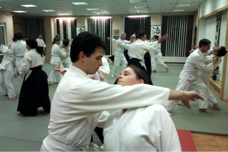 Aikido treniruočių abonementas suaugusiems Vilniuje