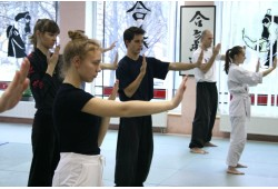 Aikido treniruočių abonementas moksleiviams/studentams