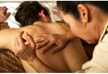 Tailandietiškas nugaros masažas Vilniuje