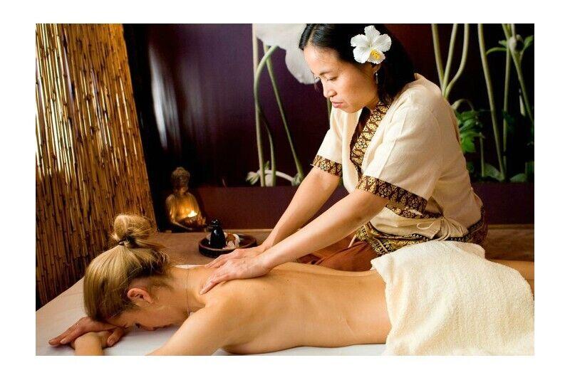 Tailandietiškas aromaterapinis viso kūno masažas Vilniuje