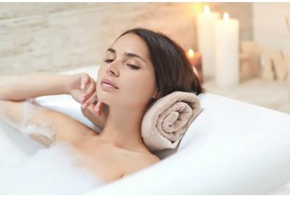 Prabangi pieno vonia ir viso kūno masažas Vilniuje