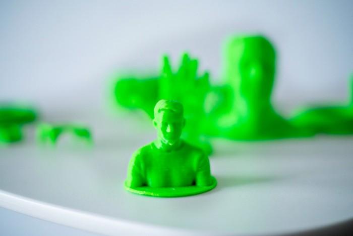 """Sukurk savo 3D biustą """"Išmaniojoje mokykloje""""  Šiauliuose"""