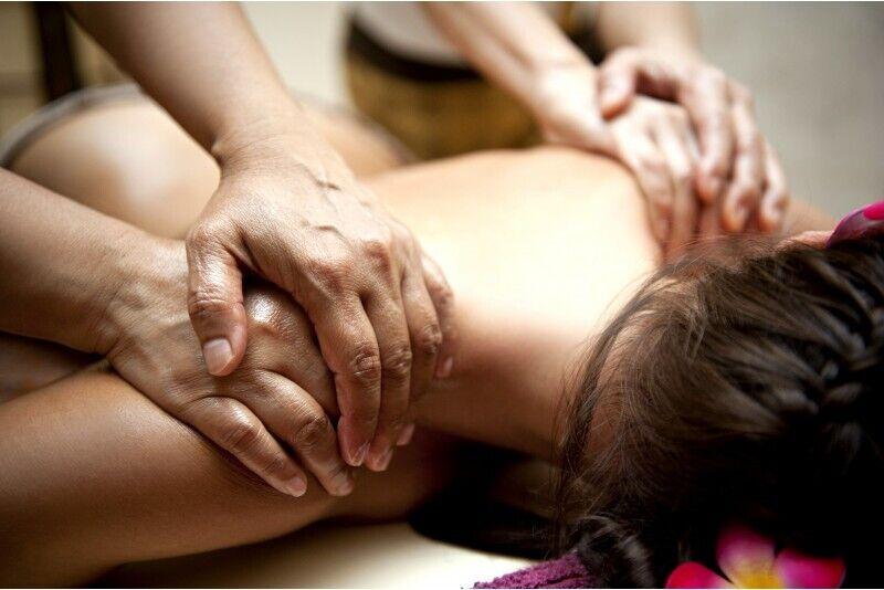Viso kūno masažas keturiomis rankomis ir pirties malonumai Klaipėdoje