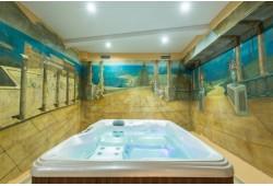VIP pirčių ir sūkurinės vonios kompleksas tik dviem Druskininkuose