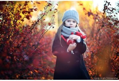 Vaikų fotosesija studijoje arba gamtoje Utenoje