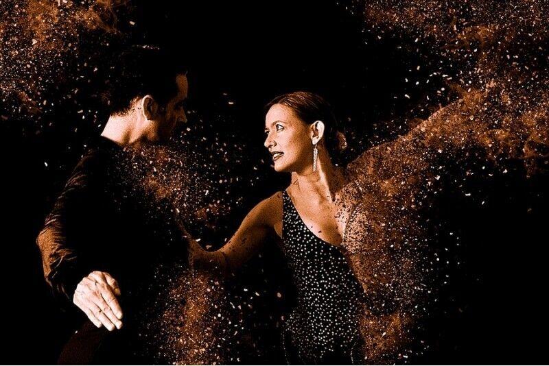 Pramoginių šokių poroms pamokos
