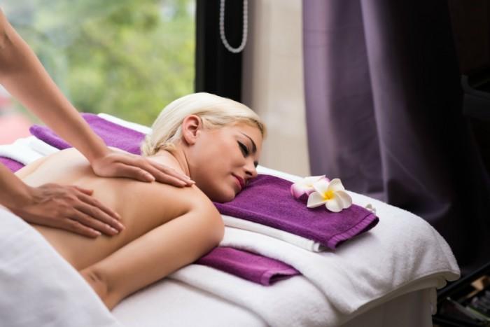 Tradicinis nugaros masažas Vilniuje