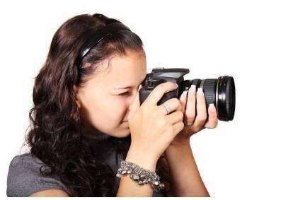 Fotografijos pagrindų kursai Šiauliuose