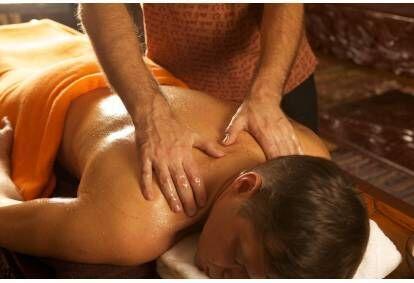 masažas, kad padidėtų vyrų erekcija