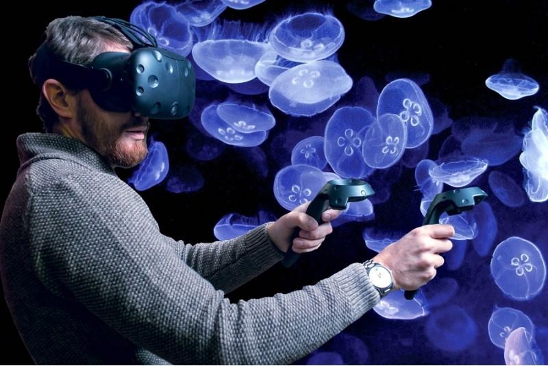 Virtualios realybės sesija VR CAFE Vilniuje