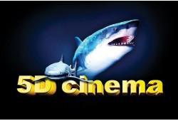 Apsilankymas 5D CINEMA kino teatre Klaipėdoje (2 asmenims)