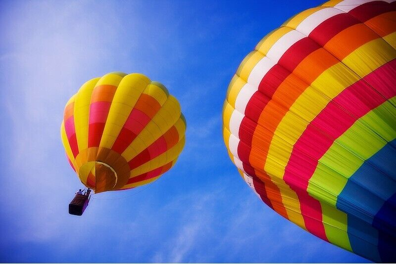 Nepamirštamas skrydis oro balionu pasirinktinai Taline, Parnu arba Tartu mieste