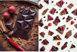 Degustacija šokolado fabrike LA NAYA