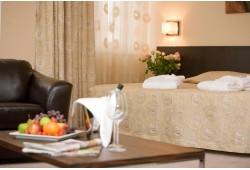 "Romantiškas poilsis ""Rocca al Mare"" viešbutyje Taline"